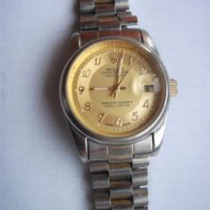 Rolex Oyster Perpetual Datejust 18k 8385 750 - Ceas barbatesc