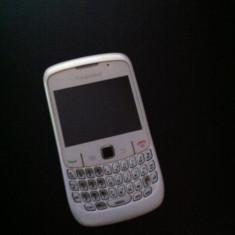 Telefon mobil Blackberry 8520, Neblocat - Blackberry 8520 white