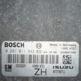 ECU calculator opel astra h 1,7 cdti model Z 17 DTL an 2005