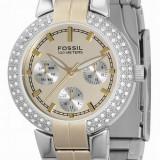Curea ceas din metal - Bratara din otel inoxidabil pentru ceas Fossil cod BQ9313 - pret vanzare 105 lei; Originala