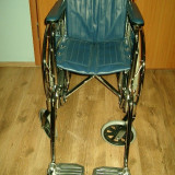 Scaun cu rotile - Vand scaun, carucior cu rotile