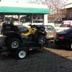 Can Am Outlander XT 800 130 cp look XMR - ATV