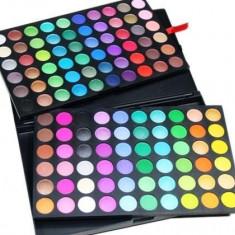 Trusa Machiaj Make-up Profesionala 120 Farduri /Culori Model Nou