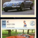 Colectii - Cartonase-Masini de epoca -De Agostini 1990-3-