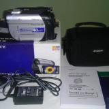 Camera Video Sony, Mini DV, peste 12 Mpx, CMOS, 3 - 4 - SONY Handycam DCR-DVD106E HANDYCAM