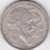 2 Mark 1906 Friedrich I - Aniversare Nunta de Aur
