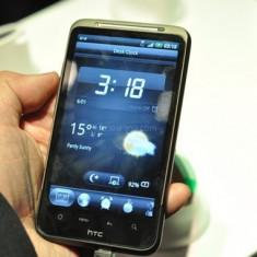 HTC DESIRE HD - Telefon mobil HTC Desire HD, Negru, Neblocat