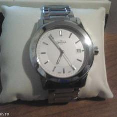 Vand ceas davosa original - Ceas barbatesc Certina, Lux - elegant, Mecanic-Manual, Metal necunoscut, Rezistent la apa