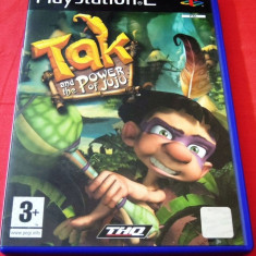 Joc Tak and the Power of Juju, PS2, original, 24.99 lei(gamestore)! - Jocuri PS2 Thq, Actiune, 3+, Single player