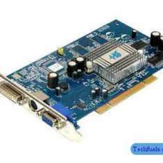 Placa video Ati Radeon 128mb AGP DDR1 - defecta - 20 lei - Placa video PC His