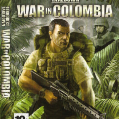 JOC PC TERRORIST TAKEDOWN WAR IN COLOMBIA ORIGINAL / STOC REAL / by DARK WADDER - Jocuri PC Altele, Shooting, 16+, Single player
