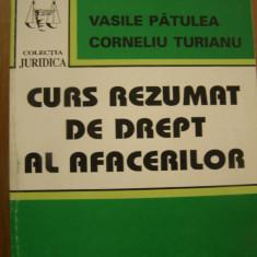 V. Patulea, C. Turianu - Curs rezumat de drept al afacerilor - Curs marketing Altele