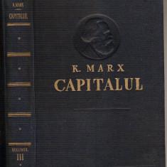 Carti de stiinta - Karl Marx - Capitalul - Procesul de ansamblu al productiei capitaliste, vol.III, part. I