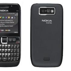 Telefon Nokia, Negru - Vand nokia e63 Aproape nou