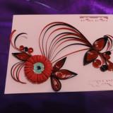 Handmade - Felicitari Quilling