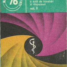 Mioara Mincu - SANATATEA FEMEII O SUTA DE INTREBARI SI RASPUNSURI vol.I-II - Carte Obstretica Ginecologie