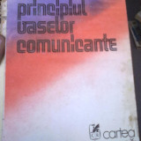 Mircea M. Tomus - Principiul vaselor comunicante - Carte de aventura