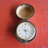 Ceas desteptator - Ceas calatorie mecanic CORAL FOREIGN