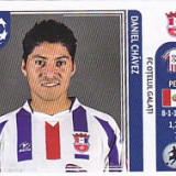 Cartonas de colectie - Abtibild Panini Chavez Otelul Galati UEFA Champions League 2011-2012