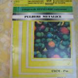 Pulberi metalice