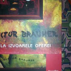 Album Arta - Victor Brauner la izvoarele operei(album de pictura)-de Emil Nicolae