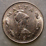 B.789 MALTA 2 CENTS 1977, Europa, An: 1977
