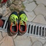 Ghete Fotbal Adidas F50, 38 2/3