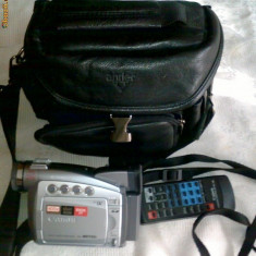 Camera Video Canon, Mini DV, CCD, 10-20x, 2-3 inch - Camera mini dv Canon MV730i
