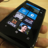 Vand/Schimb Nokia Lumia 800 Black - Telefon mobil Nokia Lumia 800, Negru, Neblocat