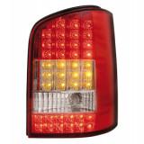 STOPURI LED VW T5 03+ CU LED SEMNAL ROSU/CRISTAL - RV35ALRC