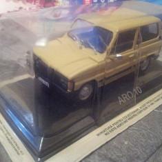 Macheta auto, 1:43 - Macheta metal DeAgostini ARO 10 noua, sigilata +revista Masini de Legenda nr.20