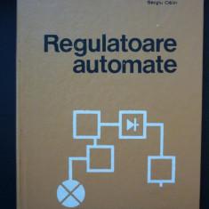 Regulatoare Automate - S. Calin - Carte retelistica