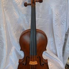 Vioara Altele de dama model Stradivarius bine intretinuta si reconditionata de lutier experimentat
