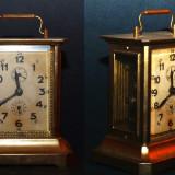 """Ceas """"carriage clock"""" - Gustav Becker ( 1910 )"""