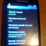 Samsung Galaxy Fit S5670 Android smartphone