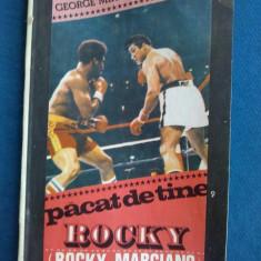 Pacat de tine Rocky - George Mihalache - Carte Hobby Sport