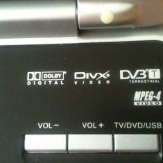 DVD Playere, DivX, USB - Dvd portabil