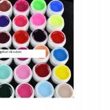 set geluri colorate 36 culori