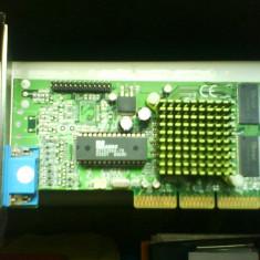 Placa Video GeForce2 AGP 32Mb/128 biti - Placa video PC Palit, nVidia
