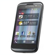 Telefon Alcatel - Alcatel991