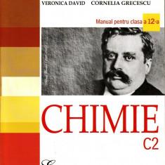 CHIMIE - MANUAL PENTRU CLASA A XII A C2 de SANDA FATU ED. ALL - Manual scolar all, Clasa 12