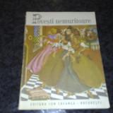 Povesti nemuritoare - 1975 - volumul 12 - Carte educativa