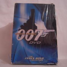 Vand 7 dvd-uri editie speciala James Bond 007 - Film actiune, Engleza