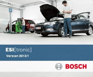 Bosch ESI[tronic] 1Q.2013 (DVD-1 + DVD-2 + DVD-3) foto