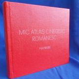 LUCIAN MANOLACHE - MIC ATLAS CINEGETIC ROMANESC(MAMIFERE) /30 PLANSE COLOR/ 1977
