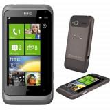 Vand htc radar c 110e in stare foarte buna - Telefon HTC, Gri, 8GB, Neblocat, Single SIM, Smartphone