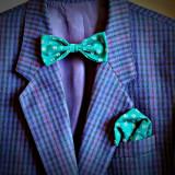 Papioane Papion + Batista Batiste de buzunar [Elegant Casual Fashion Trend - Cravate Unisex Club 2013][BowTie]