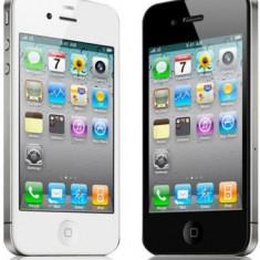 iPhone 4s Apple, Alb, 16GB, Neblocat