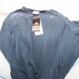 Tricou maneca lunga barbati NOU ADIDAS CLIMALITE, mar S, M - Tricou barbati, Culoare: Gri