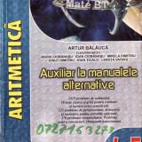 Manual Clasa a V-a - ARITMETICA - CULEGERE DE PROBLEME PT CLASELE IV-V de ARTUR BALAUCA ED. AXA